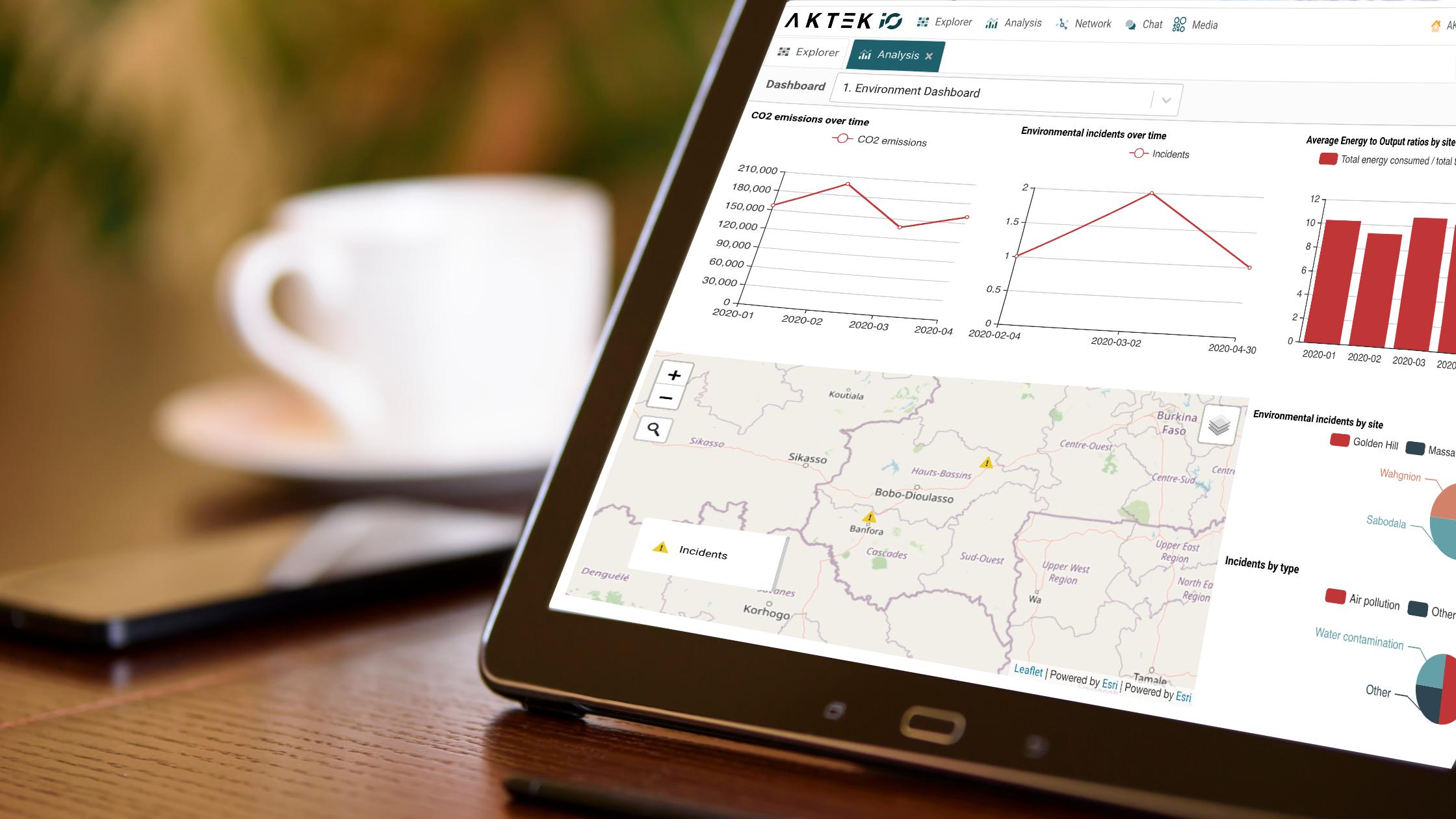 Modern data management platform