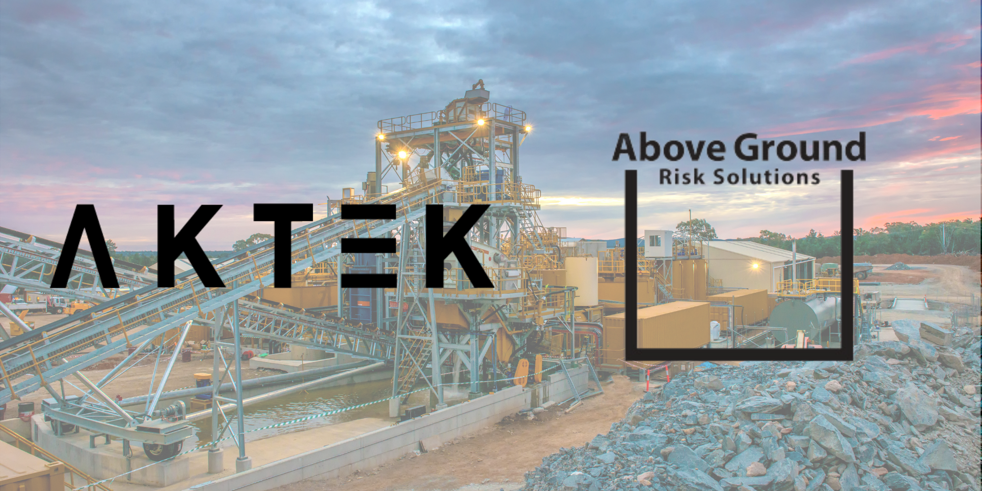 AKTEK partnership with AG-RS for risk management solution
